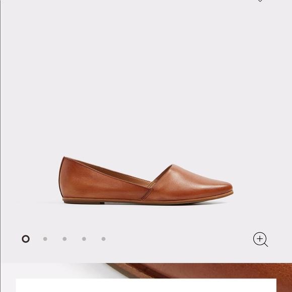 10d86342ff6 Aldo Shoes - Aldo Blanchette Flats in Brown